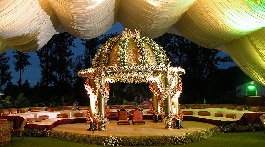 Indian wedding venue Santorini Greece