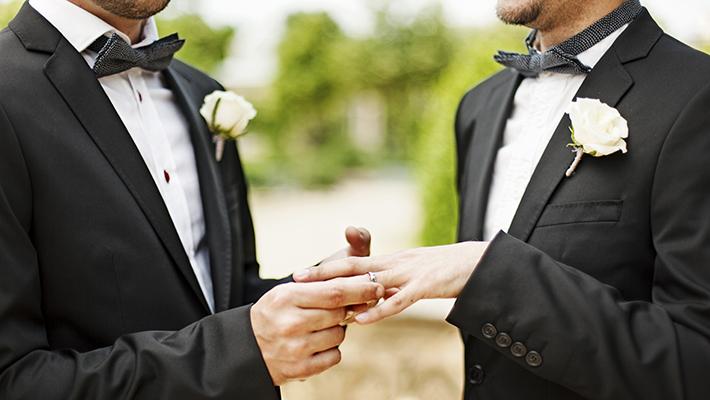 Same sex wedding in Greece www.santorini-wedding.co